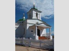 Спасо-Преображенская церковь (Храм)