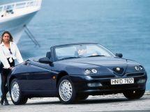 Alfa Romeo Spider 1995, открытый кузов, 2 поколение, 916