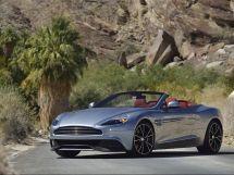 Aston Martin Vanquish рестайлинг, 2 поколение, 06.2014 - 02.2019, Открытый кузов