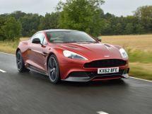 Aston Martin Vanquish рестайлинг, 2 поколение, 07.2014 - 02.2019, Купе