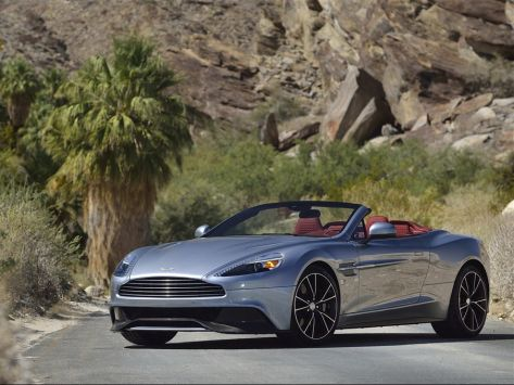 Aston Martin Vanquish  06.2014 - 02.2019