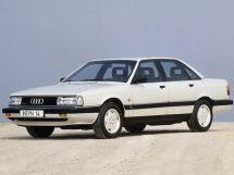 Audi 200 рестайлинг 1988, седан, 3 поколение, C3