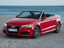 Audi A3 2013, открытый кузов, 3 поколение, 8V