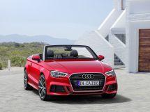 Audi A3 рестайлинг 2016, открытый кузов, 3 поколение, 8V