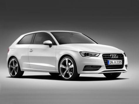 Audi A3 (8V) 03.2012 - 03.2016