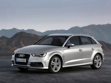 Audi A3 (8V) 03.2012 - 08.2016