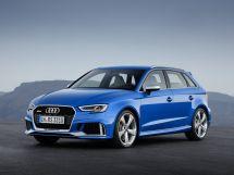 Audi RS3 рестайлинг 2017, хэтчбек 5 дв., 3 поколение, 8V