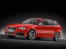 Audi RS3 2011, хэтчбек 5 дв., 2 поколение, 8P