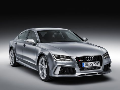 Audi RS7 (4G) 07.2013 - 06.2014