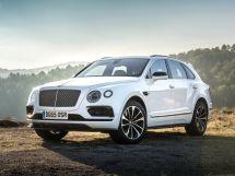 Bentley Bentayga 2016, джип/suv 5 дв., 1 поколение