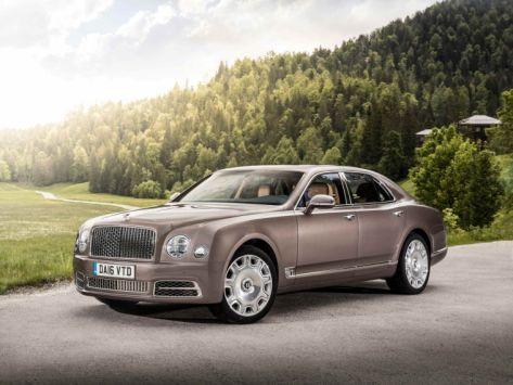 Bentley Mulsanne  02.2016 -  н.в.