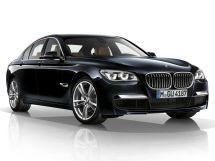 BMW 7-Series рестайлинг 2012, седан, 5 поколение, F01