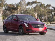 Cadillac ATS рестайлинг, 1 поколение, 05.2014 - 11.2016, Седан