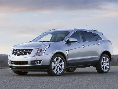 Cadillac SRX  07.2009 - 06.2012
