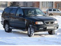 Chevrolet Blazer рестайлинг 1998, джип/suv 5 дв., 2 поколение, S15
