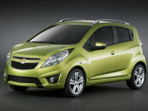 Chevrolet Spark (M300) 01.2010 - 03.2015