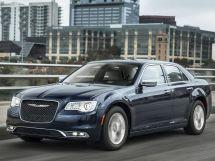 Chrysler 300C рестайлинг, 2 поколение, 10.2014 - н.в., Седан