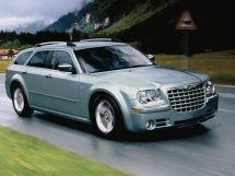 Chrysler 300C рестайлинг, 1 поколение, 06.2007 - 01.2011, Универсал