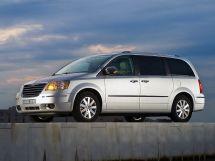 Chrysler Grand Voyager рестайлинг 2011, минивэн, 5 поколение