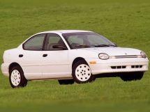 Chrysler Neon 1994, седан, 1 поколение