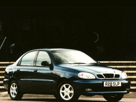 Daewoo Lanos (T100) 01.1997 - 03.2000