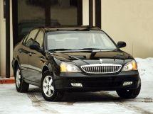 Daewoo Magnus рестайлинг, 1 поколение, 02.2003 - 01.2006, Седан
