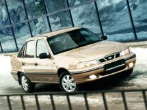 Daewoo Nexia рестайлинг 2002, седан, 1 поколение, N100