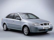 Daewoo Nubira 2002, седан, 2 поколение, J200
