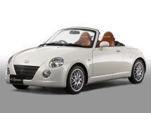 Daihatsu Copen 2002, открытый кузов, 1 поколение