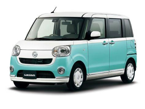 Daihatsu Move Canbus  09.2016 -  н.в.