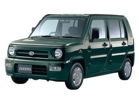 Daihatsu Naked  01.2002 - 11.2003