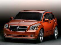 Dodge Caliber 1 поколение, 01.2006 - 08.2009, Хэтчбек 5 дв.