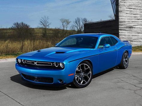 Dodge Challenger  04.2014 -  н.в.