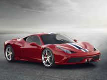 Ferrari 458Speciale 2013, купе, 1 поколение