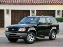 Ford Explorer 1994, джип/suv 3 дв., 2 поколение