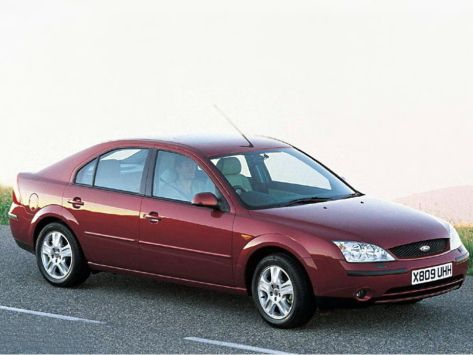Ford Mondeo (3) 09.2000 - 12.2003