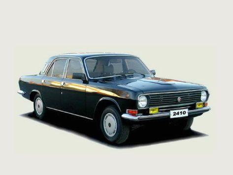 ГАЗ 24 Волга (Третья серия) 11.1985 - 01.1993