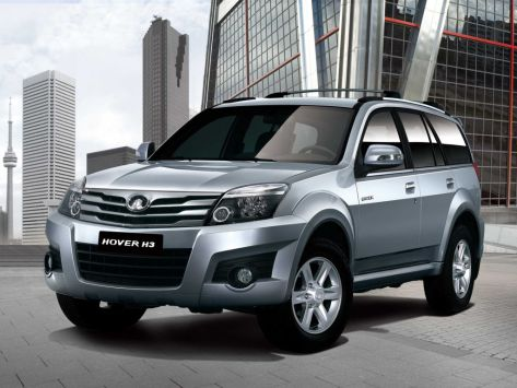 Great Wall Hover H3  07.2010 - 06.2014