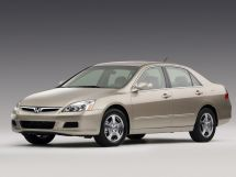 Honda Accord рестайлинг 2005, седан, 7 поколение, UC