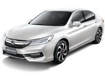 Honda Accord рестайлинг 2016, седан, 9 поколение, CR