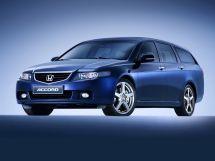 Honda Accord 2002, универсал, 7 поколение, CM