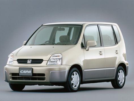 Honda Capa  04.1998 - 10.2000