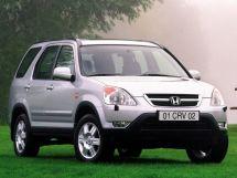 Honda CR-V 2 поколение, 09.2001 - 09.2005, Джип/SUV 5 дв.