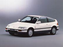 Honda CR-X 1987, купе, 2 поколение