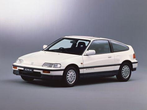 Honda CR-X  09.1987 - 08.1989