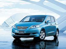 Honda Edix 1 поколение, 07.2004 - 10.2006, Минивэн