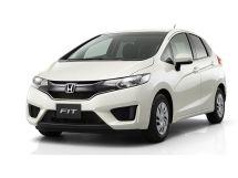Honda Fit рестайлинг, 3 поколение, 09.2015 - 05.2017, Хэтчбек 5 дв.