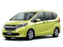 Honda Freed+ 2016, минивэн, 2 поколение