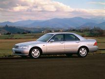 Honda Legend 1996, седан, 3 поколение
