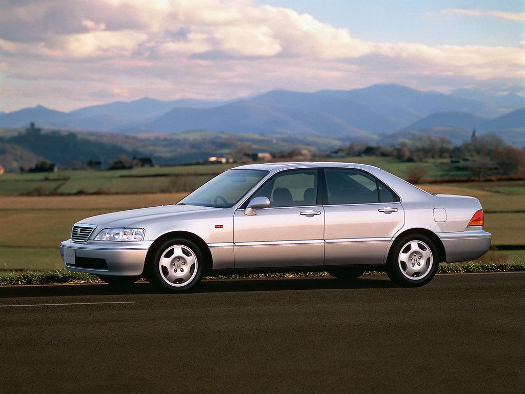 Honda Legend 1996, 1997, 1998, седан, 3 поколение ...